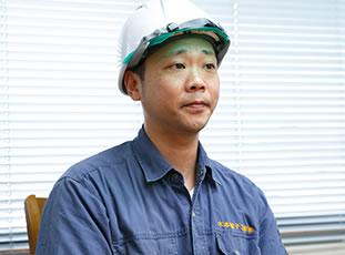 木本電子工業株式会社 製造部課長、入社15年目 Y.N 1