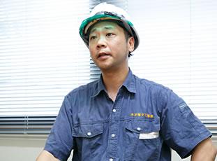 木本電子工業株式会社 製造部課長、入社15年目 Y.N 2
