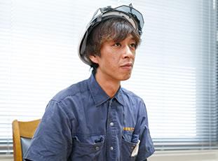 木本電子工業株式会社 製造部、入社4年目 M.T 2
